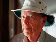 Für seinen ein Roman «Die Caine war ihr Schicksal» wurde Herman Houk mit dem Pulitzer-Preis ausgezeichnet. (Bild aus dem Jahr 2000). (Bild: KEYSTONE/AP/DOUGLAS L BENC JR)