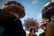 Kein geografischer, aber ein kultureller Hotspot: Das Silvesterchlausen lockt jedes Jahr Tausende ins Appenzeller Hinterland. (Bild: APZ)