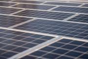 Die Stadt plant den Bau einer Fotovoltaikanlage auf dem Eissportzentrum Lerchenfeld. (Bild: Benjamin Manser)