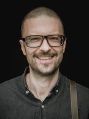 Der Luzerner Komponist Stephan Hodel. (Bild: Dennis Yulov/PD)