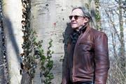 Der Zuger Autor David Weber. (Bild: Stefan Kaiser)