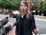 Die ehemalige Wikileaks-Informantin Chelsea Manning ist in den USA am Donnerstag wieder in Gewahrsam genommen worden. (Bild: KEYSTONE/EPA/SHAWN THEW)