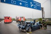 Der Unfall habe keinen Einfluss auf den geplanten Auftritt des Musikers. (Bild: Blaulicht-News.de)