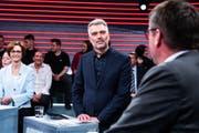 Sandro Brotz ist neuer Moderator der SRF-«Arena». (Bild: SRF/Oscar Alessio)