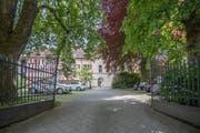 Die jugendpsychiatrische Therapiestation in Kriens. (Bild: Pius Amrein, 17. Mai 2019)