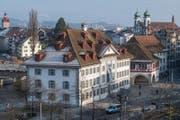 Im Natur-Museum Luzern läuft gerade eine Sonderausstellung. (Bild: Boris Bürgisser/Luzerner Zeitung, Luzern, 22. Januar 2018)