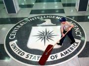Wegen Spionage für China: Ein Ex-Agent des US-Auslandgeheimdienstes CIA muss für 20 Jahre ins Gefängnis. (Bild: KEYSTONE/EPA/DENNIS BRACK/POOL)