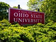 Ein US-Mediziner der Ohio State University missbrauchte während Jahrzehnten Dutzende Studenten sexuell. (Bild: KEYSTONE/AP/ANGIE WANG)