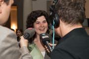 Korintha Bärtsch wurde im 2. Wahlgang nicht gewählt. (Bild: Fotografin/Eveline Beerkircher)