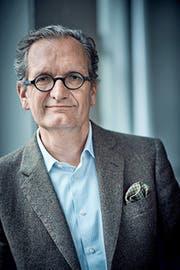 Walter Oberhänsli, CEO Zur Rose Group Bild: PD