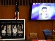 In Kalifornien ist der Prozess gegen den mutmasslichen Serienmörder Michael Gargiulo eröffnet worden. (Bild: KEYSTONE/EPA LA TIMES POOL/AL SEIB / LA TIMES POOL)