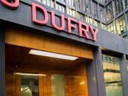 Erfolg für den Reisedetailhändler Dufry: Er kann Shops auf weiteren Schiffen der Holland America Line betreiben (Archivbild). (Bild: KEYSTONE/PATRICK STRAUB)
