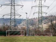 Der Stromkonzern Axpo kauft ein Unternehmen im Bereich Photovoltaik (Symbolbild). (Bild: KEYSTONE/ENNIO LEANZA)