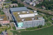 Beim Kantonsspital Zug in Baar ist man bislang überzeugt von «ambulant vor stationär». (Bild: Stefan Kaiser)