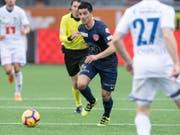 Moreno Costanzo bekommt in Thun keinen neuen Vertrag (Bild: KEYSTONE/PETER SCHNEIDER)
