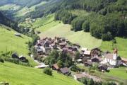 In Isenthal können Ausländer jetzt einfacher Grundstücke erwerben. (Bild: PD)