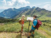 Die Tourismusregion Toggenburg verfügt über ausgezeichnete natürliche Voraussetzungen wie eine eindrucksvolle Naturkulisse. (Bild: PD)