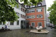 Der Thaler Gemeindepräsident Röbi Raths schafft den Sprung nach Rorschach. Ab kommendem Jahr wird er im Rathaus ein- und ausgehen. (Bild: Urs Bucher)