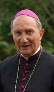 Peter Bürcher, Apostolischer Administrator. (Bild: pd)