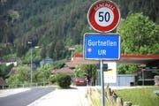 In Gurtnellen geht die Suche nach einem neuen Gemeindepräsidenten weiter. (Bild: Urs Hanhart, Gurtnellen, 7. Juni 2018)