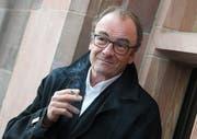 Der österreichische Autor Robert Menasse. (Bild: Keystone)