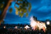 Das Grillentanz Festival ist auch dieses Jahr wieder ausverkauft. (Bild:PD)
