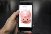 Sparen bei Schweizer Banken? «Fehlanzeige», konstatiert moneyland.ch. (Bild: Keystone)