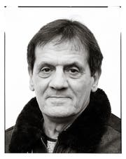 Mario Delfino. (Bild: Fotografie aus dem Buch UEK/Vol.1 «Gesichter der administrativen Versorgung» / Jos Schmid)