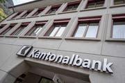 Der Hauptsitz der Urner Kantonalbank in der Gemeinde Altdorf. (Bild: Urs Flüeler/Keystone, 7. Mai 2019)