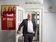 Pierre Yves-Maillard war Waadtländer Regierungsrat – und will nun für die SP in den Nationalrat. (Bild: KEY)