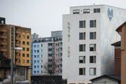 Das Hotel Fox liegt an der Neustadtstrasse in Luzern. (Bild: Dominik Wunderli, 7. Januar 2019)