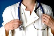Das Medizinstudium in St.Gallen startet mit dem ersten Masterstudiengang im Herbst 2020. Wer sich dafür qualifizieren will, muss zuerst an der Uni Zürich das dreijährige Bachelorstudium in Humandmedizin absolvieren. (Bild: Alexandra Wey)