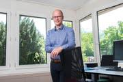 Roger Maurer ist der neue Prüfungsleiter im Kanton Luzern. Bild: Dominik Wunderli (14. Mai 2019)