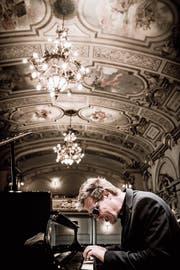 Feinfühliger Gestalter: Der Pianist Jean-Baptiste Mueller. (Bild: pd)