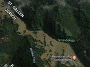 In dieser Region ist die Berggängerin tödlich verunfallt. (Bild: GoogleMaps)