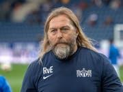 Kehrt aus familiären Gründen in die Niederlande zurück: FCZ-Trainerassistent René Van Eck (Bild: KEYSTONE/URS FLUEELER)
