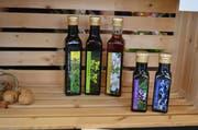 Die St.Gallische Saatzuchtgenossenschaft setzt seit Jahren erfolgreich auf Nischenprodukte. Bilder: Isabelle Schwander
