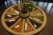 Die St. Gallische Saatzuchtgenossenschaft verarbeitet handelsunübliche Ölsamen.
