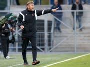 Hat sich durch seine Hingabe als Trainer von Xamax für weitere Aufgaben empfohlen: Stéphane Henchoz wird neuer Sion-Coach (Bild: KEYSTONE/SALVATORE DI NOLFI)