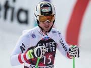 Der Österreicher Hannes Reichelt ist ins Visier der Dopingfahnder geraten (Bild: KEYSTONE/PETER SCHNEIDER)