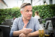 Roland Köppel, Initiant der Plattform Queer-lake.net. (Bild: Ralph Ribi)