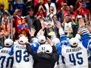Ein überraschender, aber kein zufälliger WM-Titel: Finnlands Erfolg hat System (Bild: KEYSTONE/EPA/CHRISTIAN BRUNA)