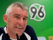 Rückkehr zu Hannover 96: Coach Mirko Slomka (Bild: KEYSTONE/AP dapd/NIGEL TREBLIN)