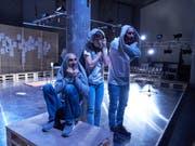 Das Entsetzen steigert sich: Das Theater St. Gallen zeigt im Schauspielprojekt «Verminte Seelen» anhand von exemplarischen Schicksalen auf, wie in der Schweiz an Tausenden von administrativ Versorgten ein historisches Unrecht geschah. (Bild: Theater St. Gallen)