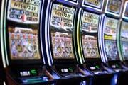 Glücksspielautomaten im Casino St.Gallen. (Bild: PD)