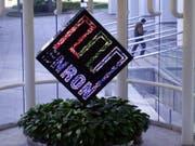 Die UBS kann den Rechtsstreit um die 2001 pleite gegangene Enron endlich abhaken. (Bild: KEYSTONE/AP/PAT SULLIVAN)