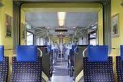 Der Mann soll in einer S-Bahn der Linie 1 mehrere Personen angerempelt haben. (Symbolbild Urs Flüeler / Keystone)
