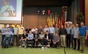 Der SRB konnte an seiner 100-Jahr-Feier vom vergangenen Wochenende einige herausragende Sportler und Funktionäre ehren. (Bild: Franz Imholz, Seedorf, 26. Mai 2019)