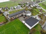 Ort des Geschehens: die Sekundarschule in Wigoltingen. (Bild: Reto Martin, 4. April 2019)