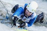 Die Bergführerausbildung ist eine grosse Herausforderung (Bild: SRF/Caroline Fink)